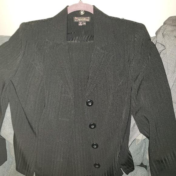 My Michelle Other - Juniors black pantsuit